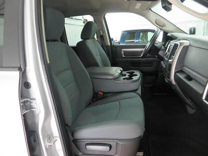2014 RAM Ram Pickup 1500 SLT 4x4 4dr Quad Cab 6.3 ft. SB Pickup - Hudsonville MI