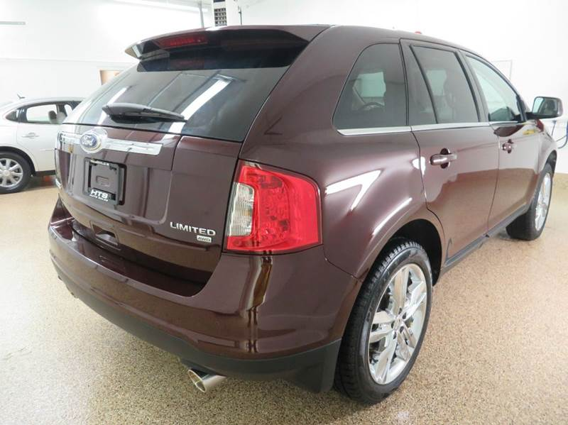 2011 Ford Edge Limited AWD 4dr SUV - Hudsonville MI
