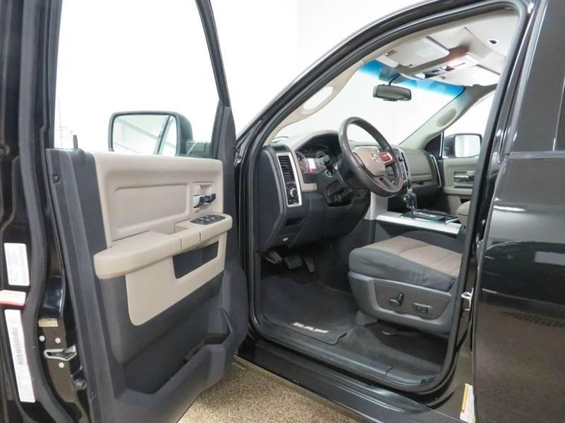 2010 Dodge Ram Pickup 1500 4x4 SLT 4dr Crew Cab 5.5 ft. SB Pickup - Hudsonville MI
