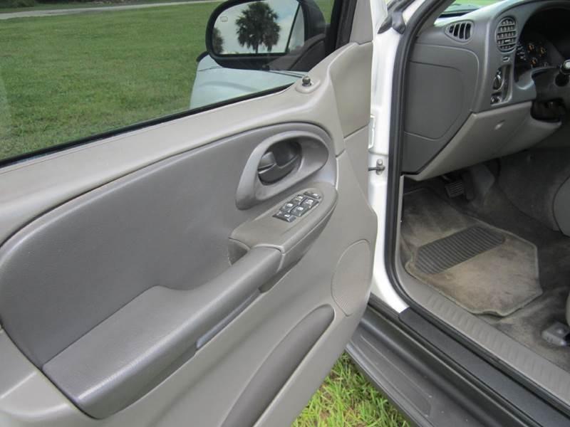 2003 Chevrolet TrailBlazer LT 4dr SUV - Deerfield Beach FL