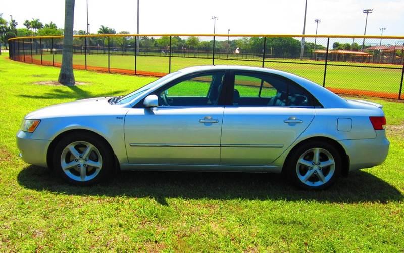 2007 Hyundai Sonata Limited 4dr Sedan - Deerfield Beach FL
