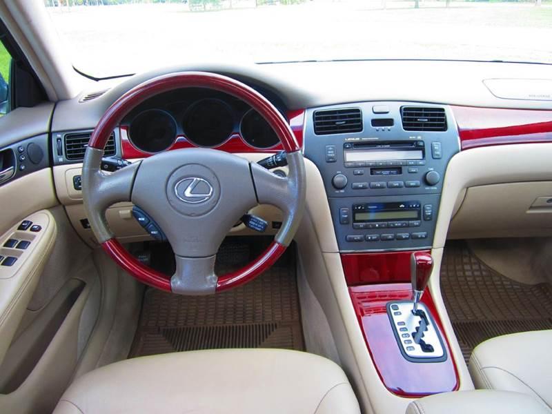 2002 Lexus ES 300 4dr Sedan - Deerfield Beach FL