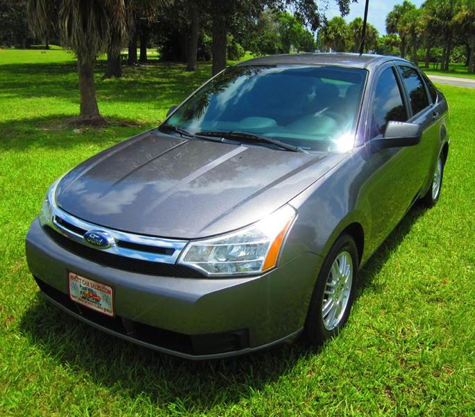 2010 Ford Focus SE 4dr Sedan - Deerfield Beach FL