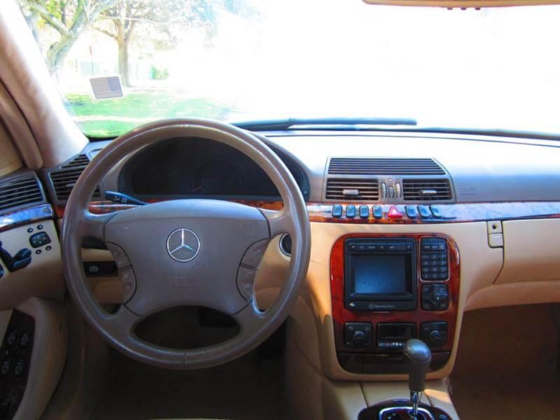 2002 Mercedes-Benz S-Class S 500 4dr Sedan - Deerfield Beach FL