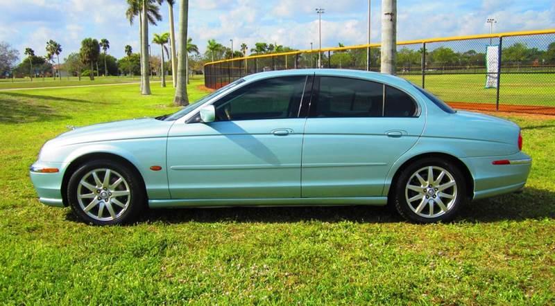 2000 Jaguar S-Type 4.0 4dr Sedan - Deerfield Beach FL