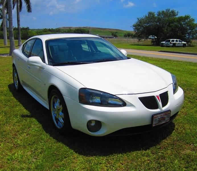 2007 Pontiac Grand Prix 4dr Sedan - Deerfield Beach FL