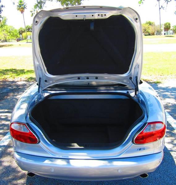 2002 Jaguar XK-Series XK8 2dr Convertible - Deerfield Beach FL