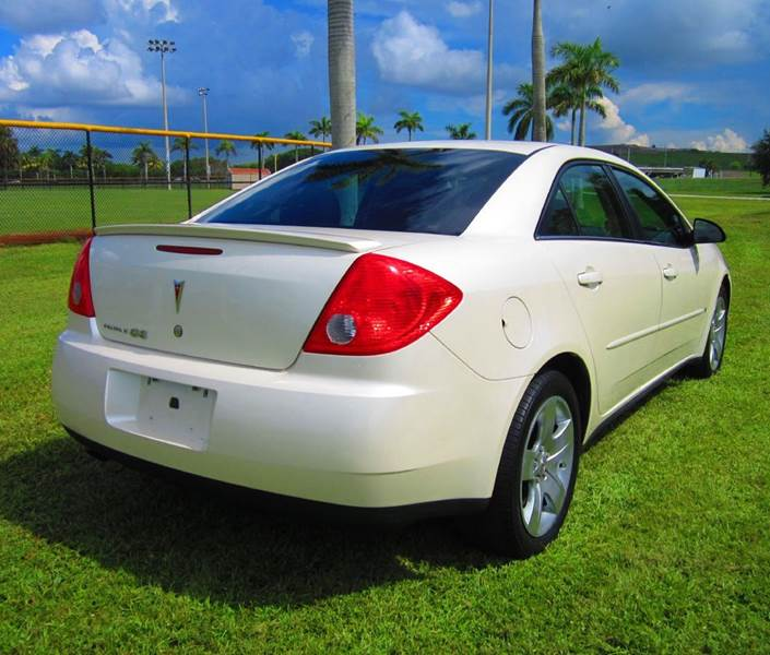 2008 Pontiac G6 4dr Sedan - Deerfield Beach FL