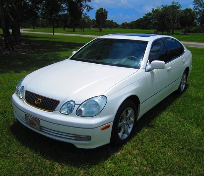 2001 Lexus GS 430 4dr Sedan - Deerfield Beach FL