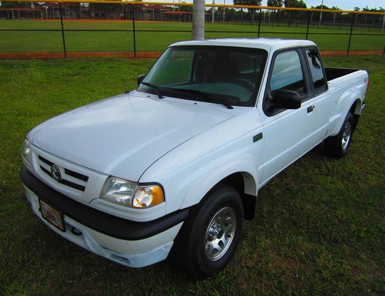 2001 Mazda B-Series Pickup 2dr Cab Plus B3000 DS 2WD SB - Deerfield Beach FL