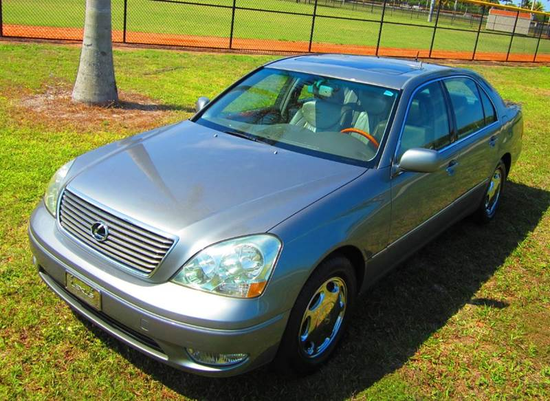 2001 Lexus LS 430 4dr Sedan - Deerfield Beach FL