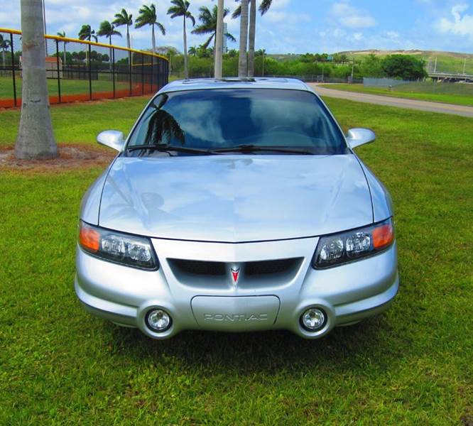 2002 Pontiac Bonneville SLE 4dr Sedan - Deerfield Beach FL