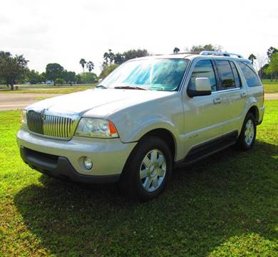 2005 lincoln aviator for sale for Luxury motors bridgeview il