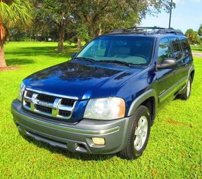 2004 Isuzu Ascender for sale in Deerfield Beach, FL