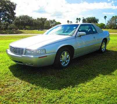 2001 Cadillac Eldorado for sale in Deerfield Beach, FL