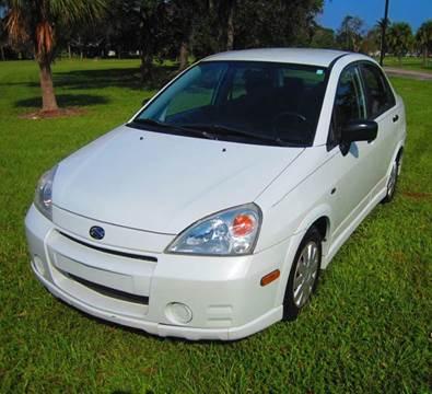 2003 Suzuki Aerio for sale in Deerfield Beach, FL