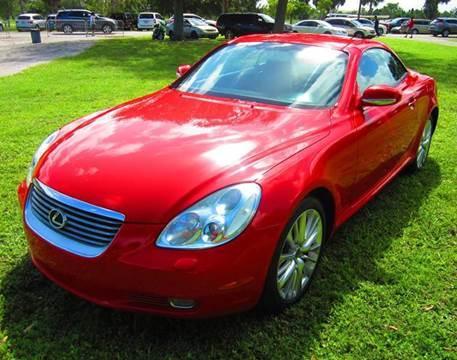 2005 Lexus SC 430 for sale in Deerfield Beach, FL