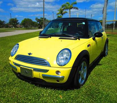 2004 MINI Cooper for sale in Deerfield Beach, FL