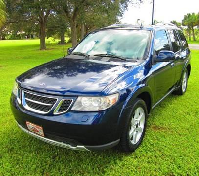 2007 Saab 9-7X for sale in Deerfield Beach, FL