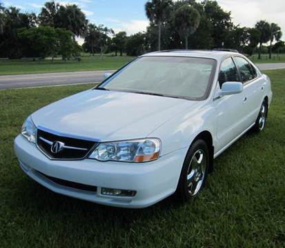 2003 Acura TL for sale in Deerfield Beach, FL