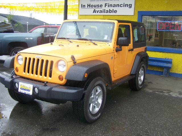 2012 Jeep Wrangler for sale in Anchorage AK