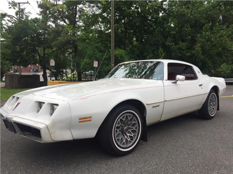 Auto Exchange Nj >> 1979 Pontiac Firebird For Sale - Carsforsale.com