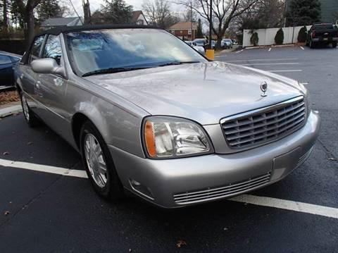 2005 Cadillac DeVille for sale in Paterson, NJ