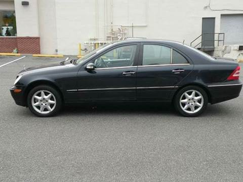 2001 Mercedes-Benz C-Class for sale in Paterson, NJ