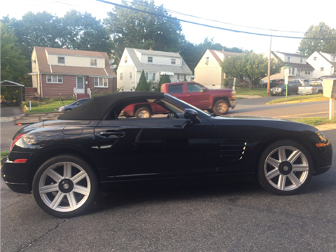 2005 Chrysler Crossfire for sale in Paterson, NJ