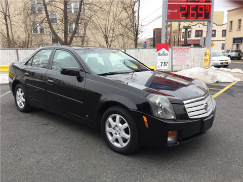 2007 Cadillac CTS for sale in Paterson, NJ