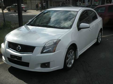 2011 Nissan Sentra for sale in Paterson, NJ