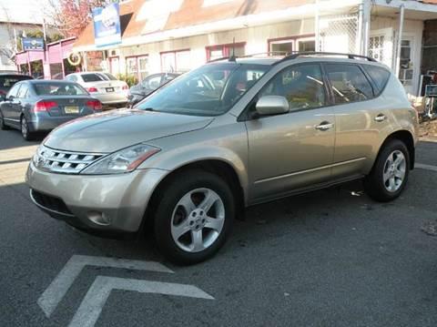 2005 Nissan Murano for sale in Paterson, NJ