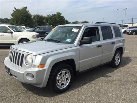 2008 Jeep Patriot for sale in Paterson, NJ