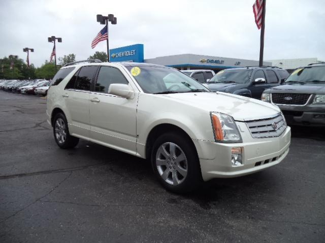 2007 Cadillac SRX for sale in Highland MI