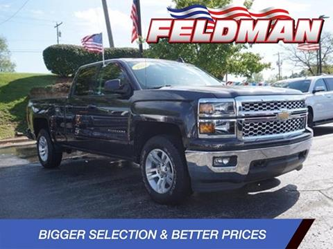 2015 Chevrolet Silverado 1500 for sale in Highland, MI
