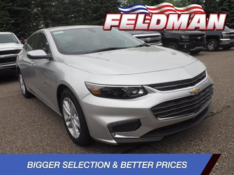 2017 Chevrolet Malibu for sale in Highland, MI