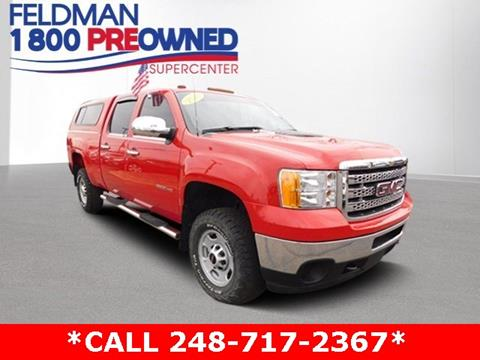 2013 GMC Sierra 2500HD for sale in Highland, MI