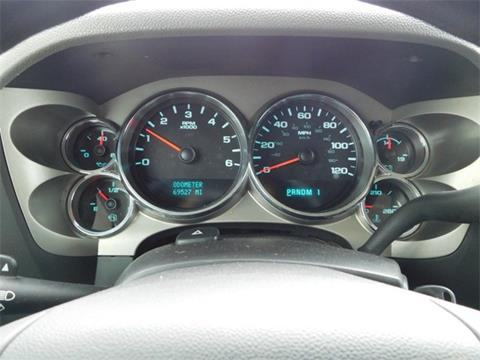 2013 GMC Sierra 2500HD