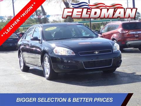 2011 Chevrolet Impala for sale in Highland, MI
