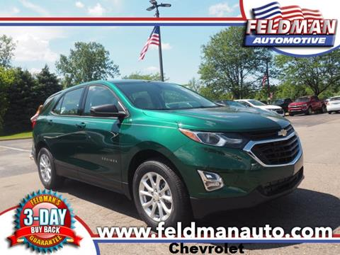 2018 Chevrolet Equinox for sale in Highland, MI