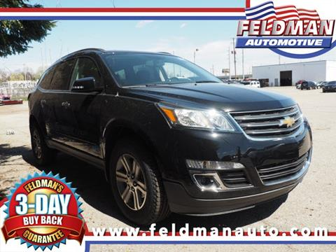 2017 Chevrolet Traverse for sale in Highland, MI
