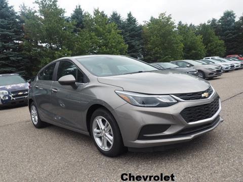 2017 Chevrolet Cruze for sale in Highland, MI
