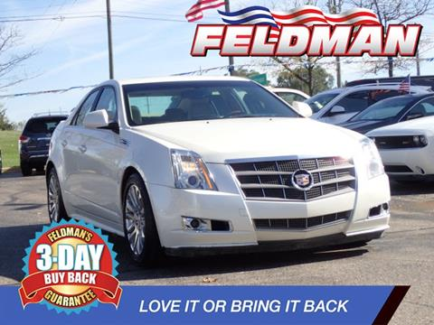 2010 Cadillac CTS for sale in Highland, MI