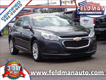 2014 Chevrolet Malibu for sale in Highland, MI