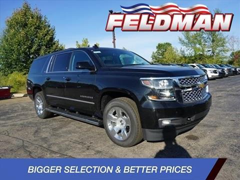 2018 Chevrolet Suburban for sale in Highland, MI