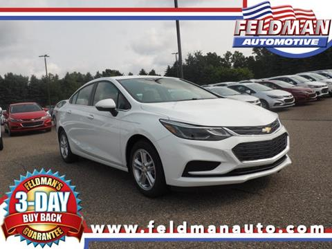 2017 Chevrolet Cruze for sale in Highland, MI