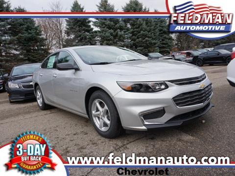 2017 Chevrolet Malibu for sale in Highland, MI
