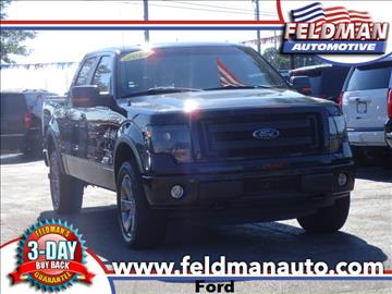 2013 Ford F-150 for sale in Highland, MI