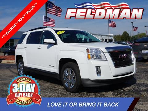 2015 GMC Terrain for sale in Highland, MI