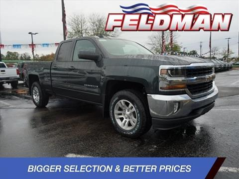 2018 Chevrolet Silverado 1500 for sale in Highland, MI